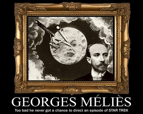 Too Bad Georges Melies Never Directed A STAR TREK Episode