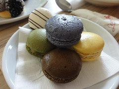 Assorted Macaron at Levain Boulangerie & Patisserie