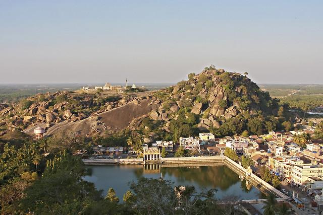 View from Vindyagiri