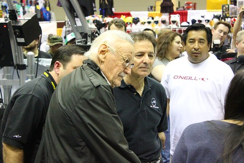 Stan Lee - MegaCon 2012