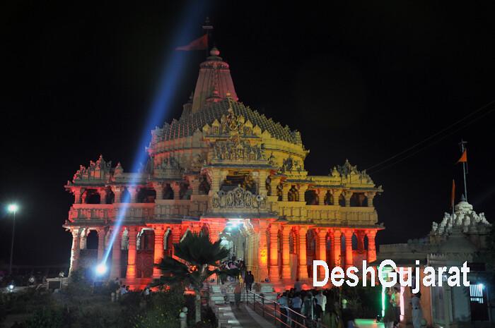 Photos Shri Somnath Mandir On Maha Shivaratri Deshgujarat