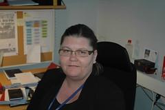 Annette Rosenberg - Desk Officer