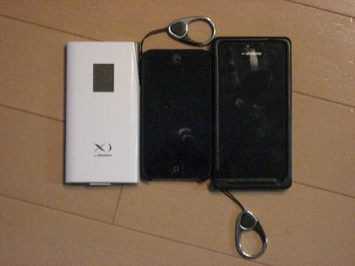 L-09C iPod touch SH-01D