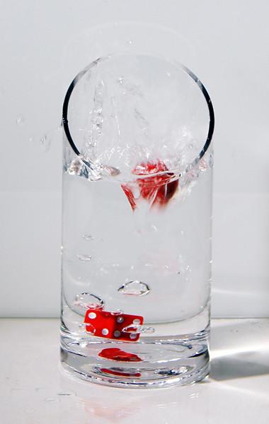 17. Dados pasados por agua