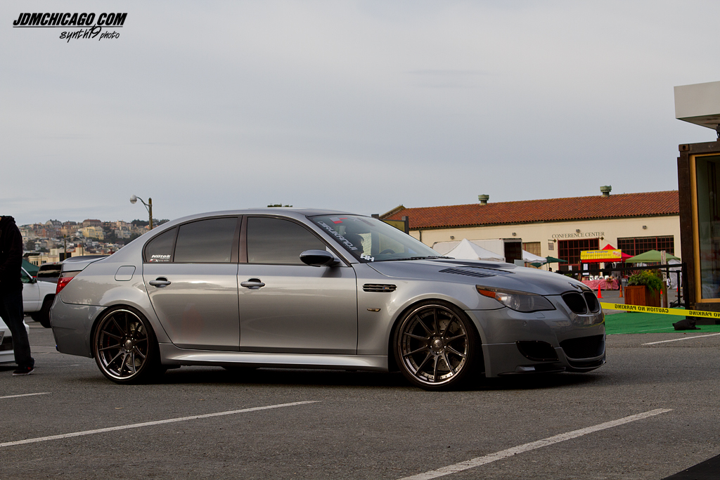 Gallery For > Stanced Bmw M5