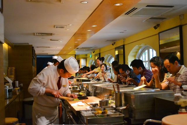 Tatsuya, Goodwood Park Hotel