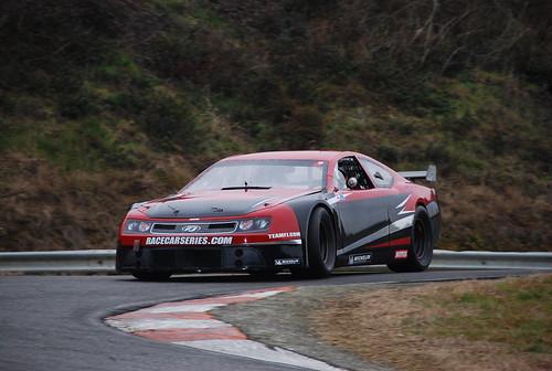 Euro Racecar-Nascar