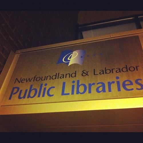 Library night!