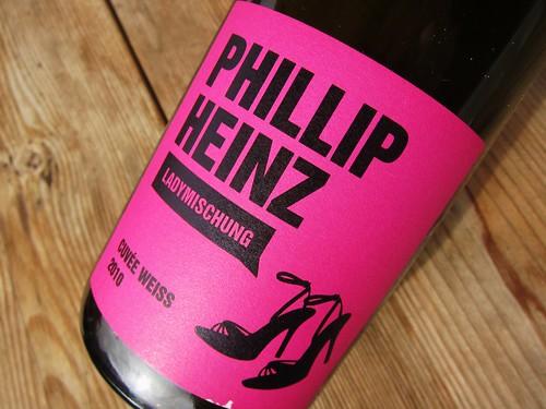 Phillip Heinz Ladymischung