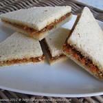 ©Karotten & Rosinen-Sandwich