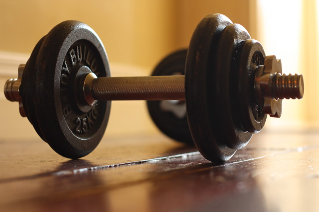 Dumbells for sale