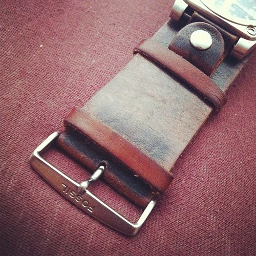 fossil replacement watchband