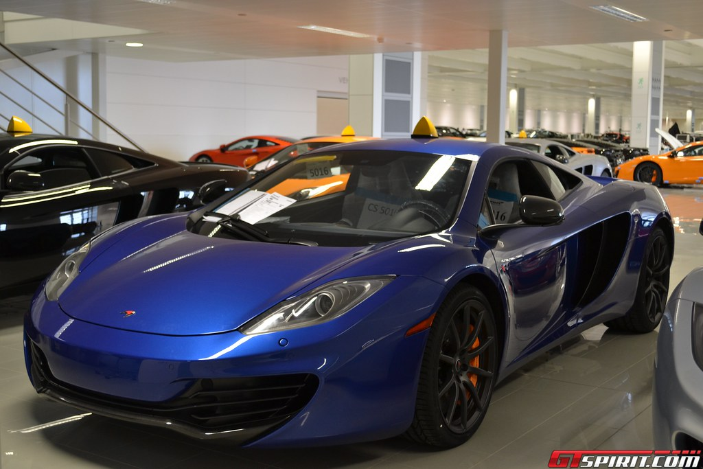 azure blue pics please? - page 2 - mclaren life