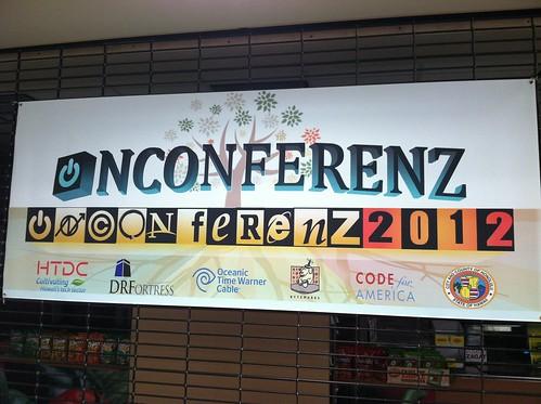 Unconferenz 2012