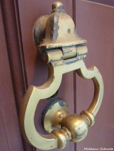 Heurtoirs de portes chartraines