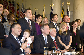 Civil Marriage Protection Act 2012 Signing Ceremony