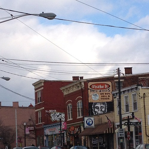 I'm proud to call Northside home #yourneighbourhood #yourneighborhood #marchphotoaday