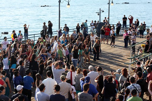 Flash Mob Proposal at the SM Pier