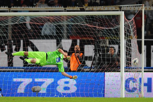 Catania-Atalanta (2-0): Di nuovo in volo...