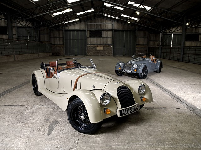 Morgan Roadster 13