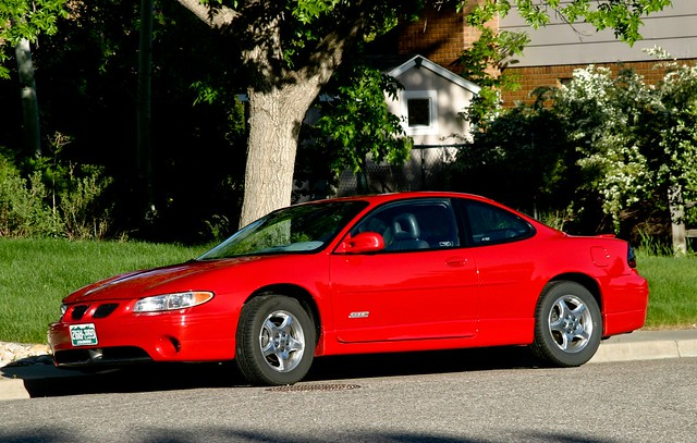 1998 pontiac grand prix gtp supercharged coupe flickr photo sharing. Black Bedroom Furniture Sets. Home Design Ideas