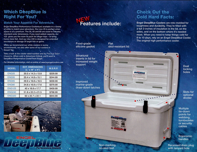 Top hunting cooler fishing cooler camping cooler for Best fishing coolers
