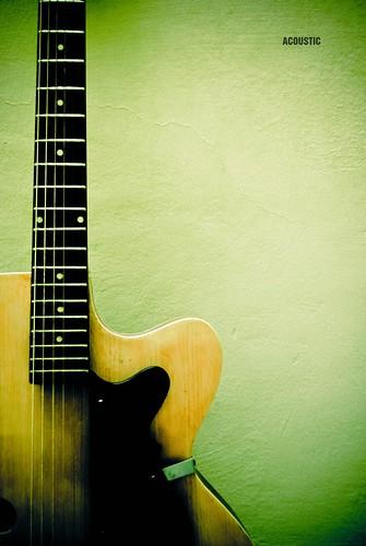 184/365. Acoustic.