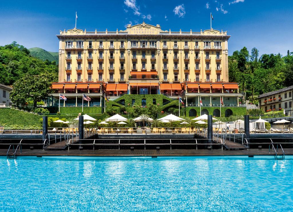 Grand Hotel Tremezzo Lake Como Flickr