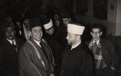 مع الحاج امين الحسيني