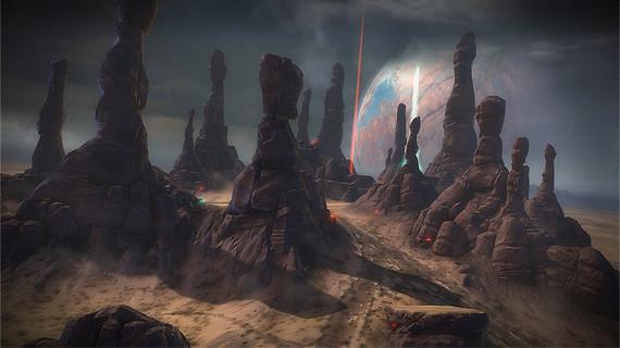 Starhawk: Dust