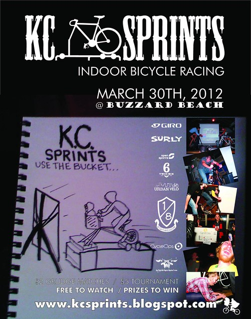 KC Sprints at Buzzard Beach March 30th