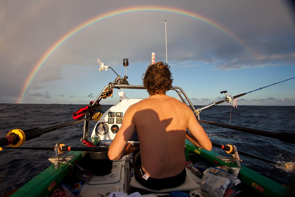 Ocean Row Rainbow