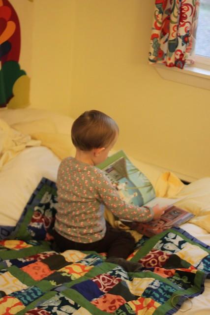 Reading Boy 1