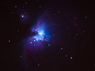 Best Orion Nebula Yet