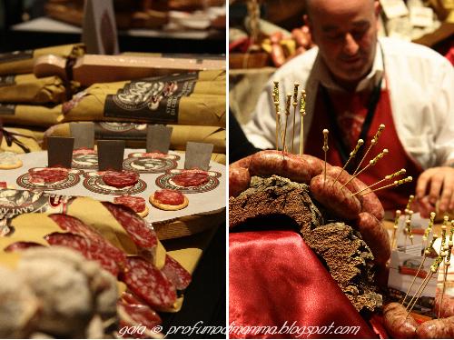 Taste 2012 - Salumi