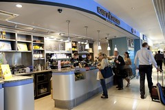 Caffe Nero, Airside at London City Airport (1)