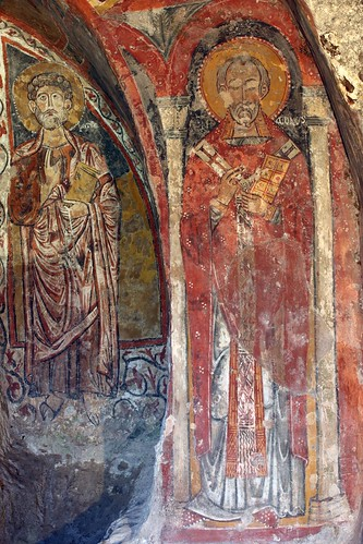 Affreschi del XIII secolo