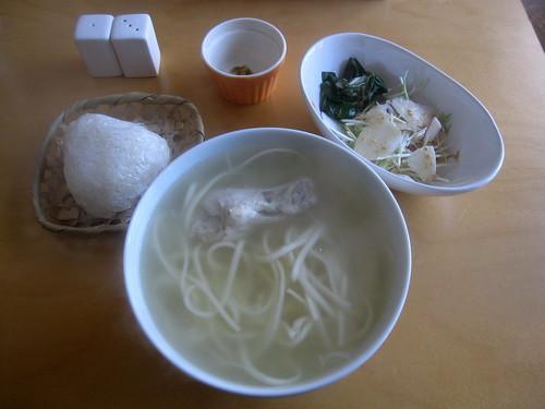 鶏そば@いちカフェ(江古田)