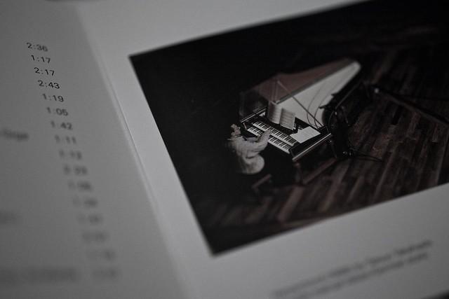 Keith Jarrett Goldberg Variations