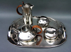 pewter - vases - Carter's Price Guides to Antiques and Collectables