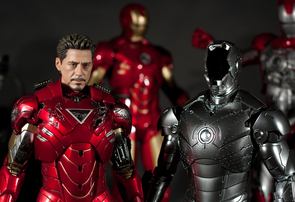 Iron Man Mkii Armor Unleashed Ver Dangercorpse Flickr