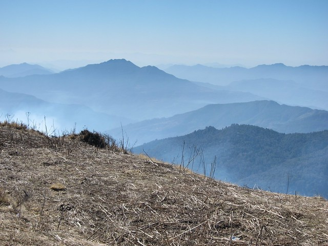 View from Gurung Hill (Day 4)