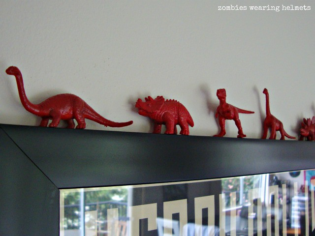Dinos on Henry