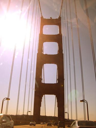 A bridge!