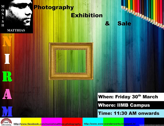 Exhibition & Sale @ IIMB