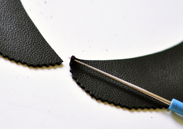 leather peter pan collar diy-2
