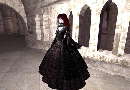 Emulando a Erzebeth Bathory by Cherokeeh Asteria