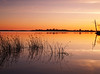 Sunrise at Kabetogama Lake, Voyageurs National Park - 2006 by Matt Champlin