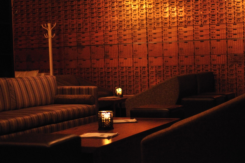 The Bedford ~ Lounge