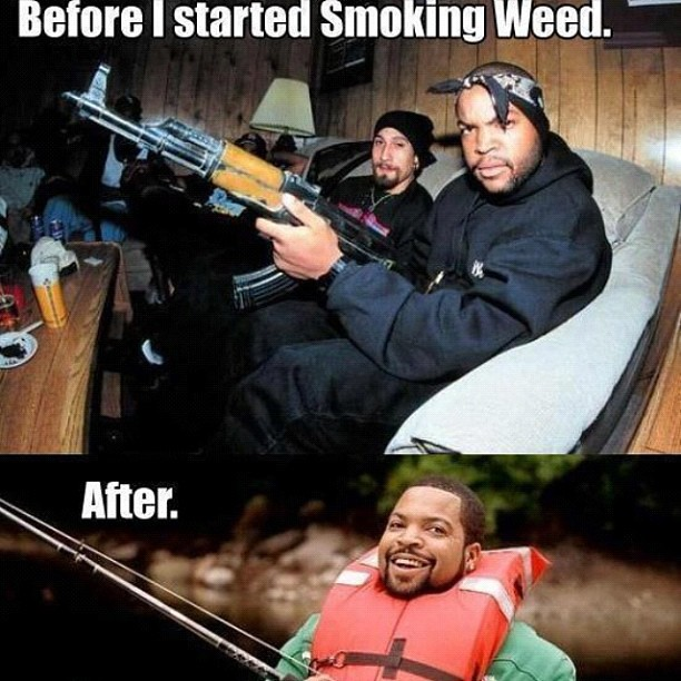 Before And After Smoking WeedSmoking Weed Before And After